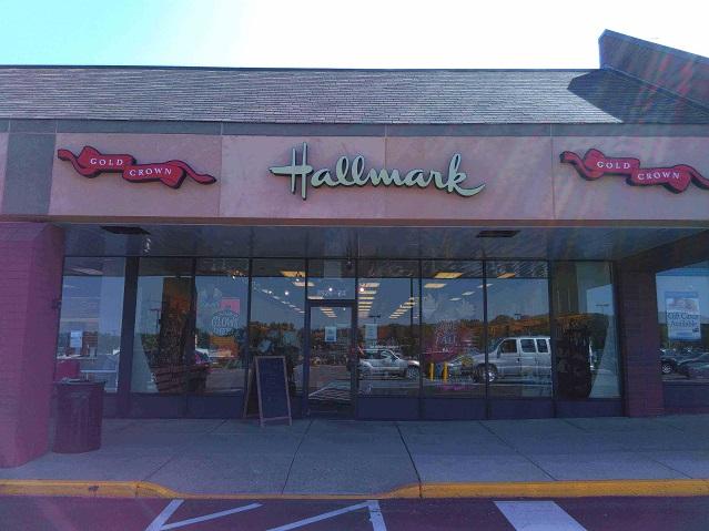Matthews' Hallmark Bethlehem Square Shopping Center