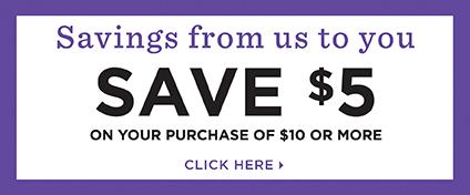 Hallmark In-store Offers