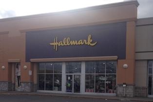 Hallmark Davis Agency Chapman Mills Marketplace