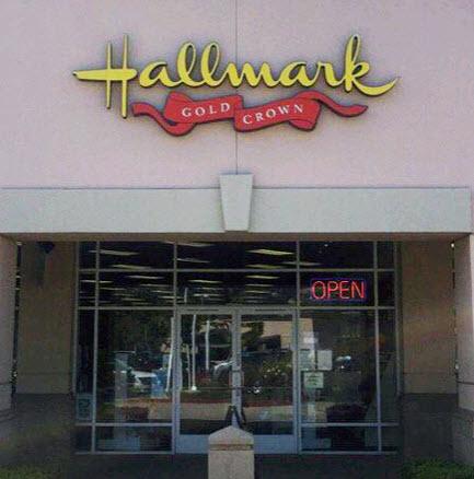Elam's Hallmark Shop Piazza Carmel