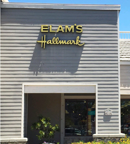 Elam's Hallmark Shop Carmel Mountain Ranch Town Center