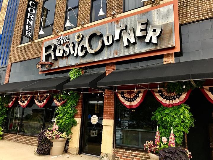 The Rustic Corner